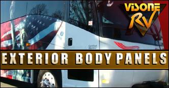 RV Exterior Body Panels